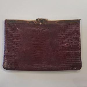 Vintage Joseph Magnin Clutch Purse